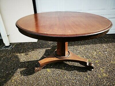 Victorian Mahogany Breakfast Table