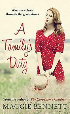 A Family's Duty by Maggie Bennett