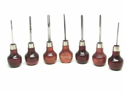 Ramelson Wood Carving Tools U Palm Veiner Tools Multiple Sizes Woodworking Tools