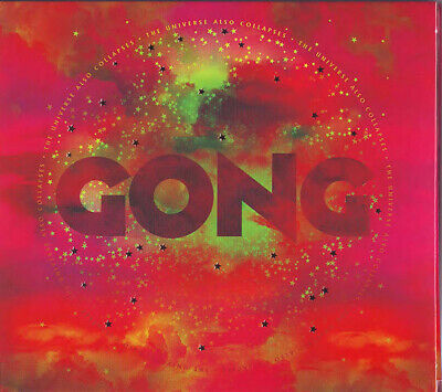 GONG: The Universe Also Collapses neu & ovp Digipack