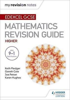 Edexcel GCSE Maths Higher: Mastering Mathematics Revision Guide: Higher by...