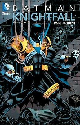 Batman Knightfall TP New Ed Vol 02 Knightquest by Chuck Dixon
