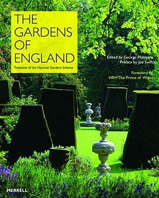 The Gardens of England: Treasures of the National Gardens Scheme by George...