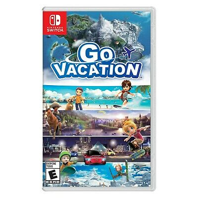 Nintendo Go Vacation (NS)