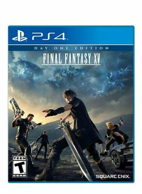 Square Enix Final Fantasy XV Day One Edition (Playstation 4)