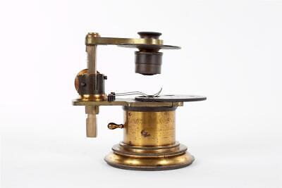 "Vintage c1800 ~ ""Newton's Patent"" ~  Projection Microscope."
