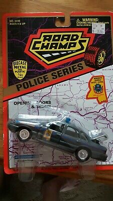 ROAD CHAMPS POLICE, Jackson, Ms & Mississippi State Police Ford