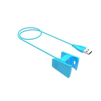 1X(Charger For Fitbit Charge 2 Activity Wristband Usb Charging Cable Cord Wir 2H