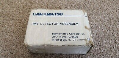 ⭐️ HAMAMATSU Photomultiplier Tube PMT Detector Assembly HC120-23 MADE In USA ⭐️