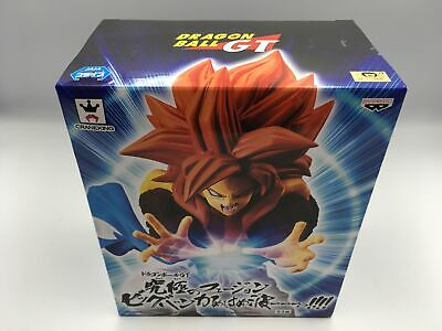Dragon ball GT Ultimate Fusion SS4 Gogeta Big Bang Kamehameha Figure JAPAN Z097