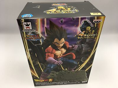 Banpresto Dragon ball GT DOKKAN BATTLE SS4 Vegeta Japan import NEW JP Z184