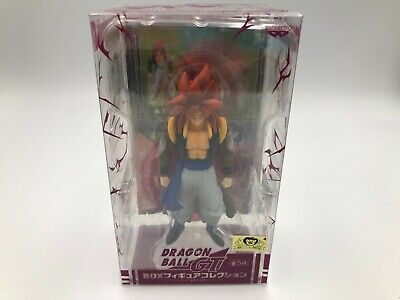 BANPRESTO Dragon Ball GT BOX Figure collection Super Saiyan 4 Gogeta