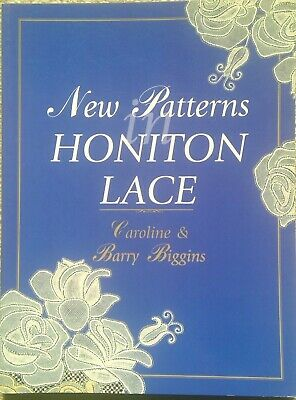 New Patterns In Honiton Lace Bobbin Lace Book