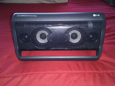 lg pk7 portable bluetooth speaker