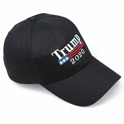 Donald Trump 2020 Keep Make America Great Republican Cap Embroidered Hat Black