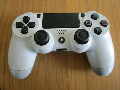Sony PlayStation 4 White Controller DualShock 4 Wireless Gamepad Ps4 Sony Ps4