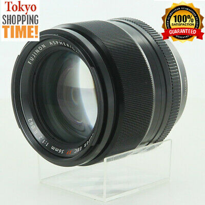 Fujifilm Fujinon ASPH Super EBC XF 56mm F/1.2 R Lens from Japan