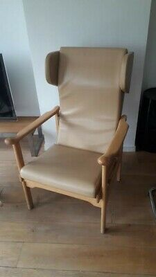 Fauteuil vintage ,inclinable.