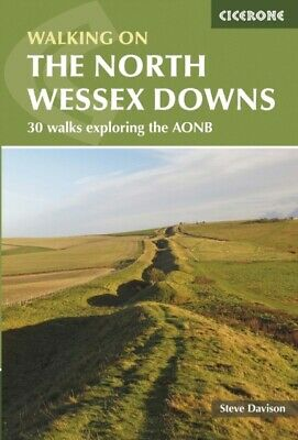 Walking in the North Wessex Downs (Cicerone Walking Guides) (Paperb...