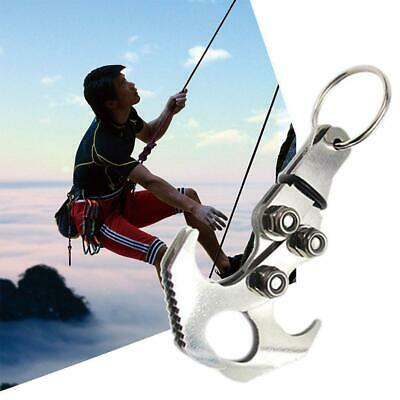 Multi-functional Stainless Steel Gravity Hook Survival Folding Grappling Y
