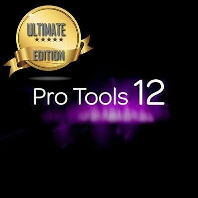 Avid Pro Tools HD v12.5.0 for windows lifetime activated Instant Email delivery