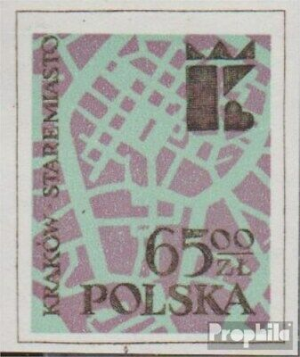 Poland 2843 (complete issue) unmounted mint / never hinged 1982 krakow Monuments