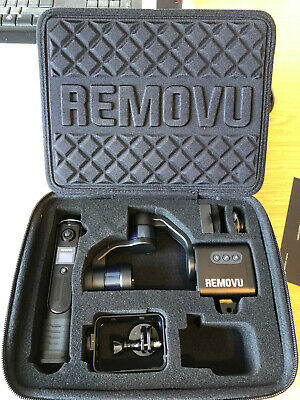 Removu S1 3 Axis Camera Gimbal in perfect condition