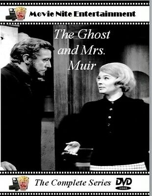 The Ghost and Mrs. Muir – The Complete Television Series - FREE SHIPPING