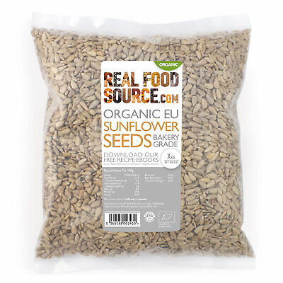 RealFoodSource - Organic EU Sunflower Seeds 1KG