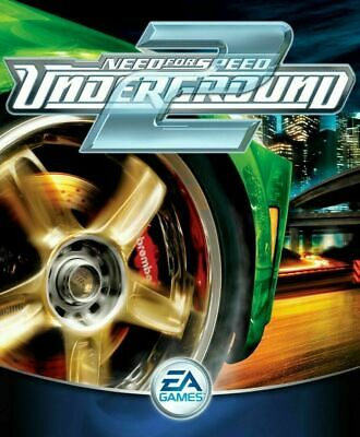 Need for Speed: Underground 2⭐Digital Download⭐FULL HD PATCH Region Free PC nfsu