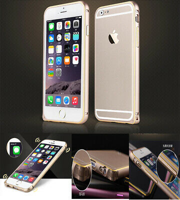Ultra Thin Metal aluminum Alloy Bumper Frame Case Cover FOR Apple iPhone 6S Plus