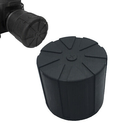 Universal Silicone Lens Cap Cover For DSLR Camera Waterproof Anti-DusR TDCA