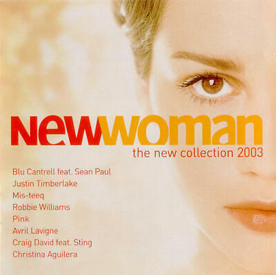 New Woman The New Collection 2003 (2CD)