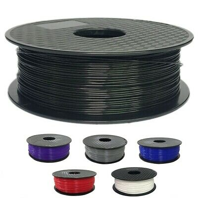 3D Printer Filament PLA - 1.75mm -1KG - Various Colours Available