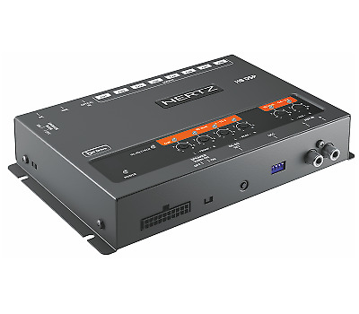 Hertz H8 DSP 8-channel DSP with Digital Remote Controller