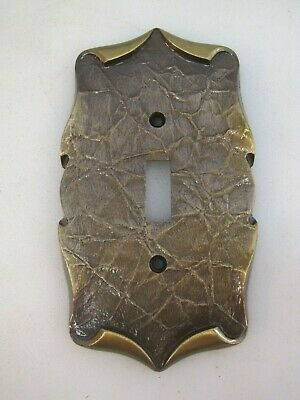 Vintage Amerock Carriage House Single Light Switch Plate  NEW OLD STOCK  B0444