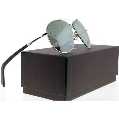 95de0f32d27b5 TOM FORD FT0374-EVA28Q-61 Full Rim Unisex Gold Frame Green Lens Sunglasses  - EUR 150