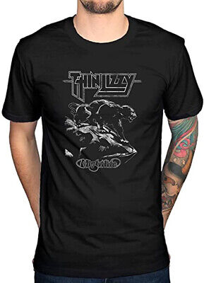 Official Thin Lizzy T-Shirt Killers On The Loose China town Dragon