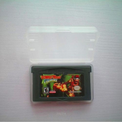 Donkey Kong Country 1 Cartridge Card for Game Boy Advance GBA SP GBM NDS NDSL