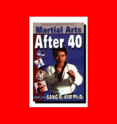 Book:martial Arts After 40-Proper Form%Moves Exercises For Older People,Karate