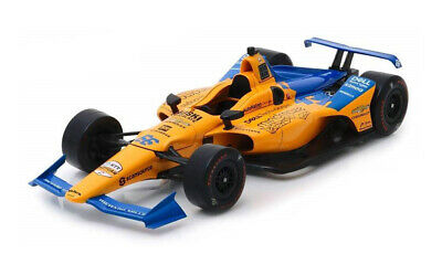 Greenlight McLaren Racing #66 Fernando Alonso Indy 500 2019 1/18