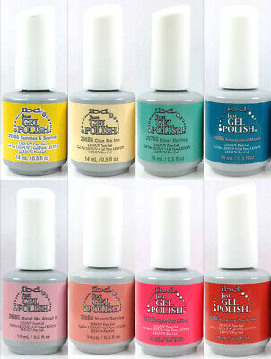 IBD Just Gel Polish - PINK MOTEL Summer 2019 Collection- Pick Any Color