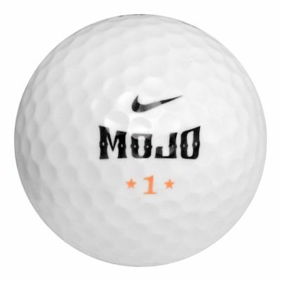9178760587caf 12 NIKE ONE RZN-X - Value (AAA) Grade - Recycled (Used) Golf Balls ...