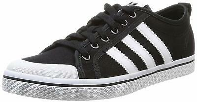 17cf591920 adidas Originals Honey Stripes Low Canvas Black Women's Trainers Size UK  5.5 New