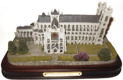 """""""Westminster Abbey"""" by Fraser Creations (Scotland) ©1994 Very Good Condition"""
