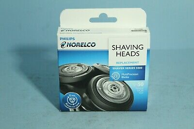 Philips Norelco Shaving Heads 3 Replacement SH50