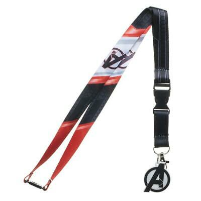 The Avengers Endgame Advance Tech Team Suit Lanyard w/Collectible Sticker!