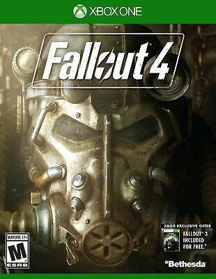 Bethesda Fallout 4 (Xbox One) - Video Game