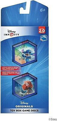 Toy - Disney INFINITY 2.0 Disney Infinity: Disney Originals Toy Box Game Discs