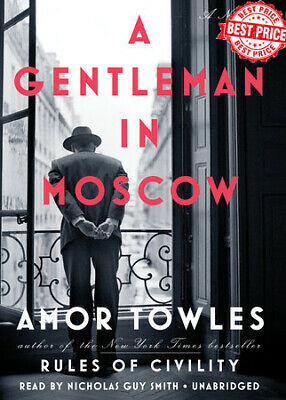 A Gentleman in Moscow by Amor Towles [EB00K] Fast Delivery